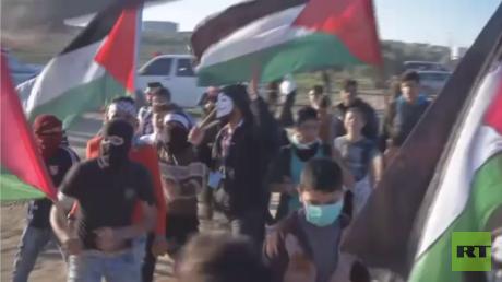 مقتل فلسطيني خلال مواجهات في الضفة