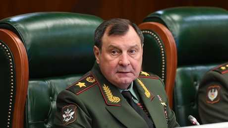 نائب وزير الدفاع الروسية جنرال الجيش دميتري بولغاكوف