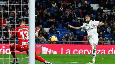 ريال مدريد يتخطى بصعوبة عقبة ضيفه رايو فاليكانو (فيديو)
