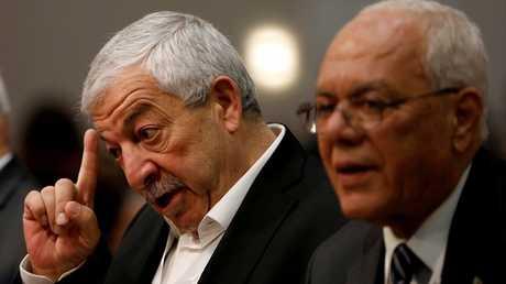 نائب قائد حركة فتح محمود العالول