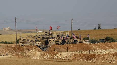 قوات للتحالف الدولي في سوريا