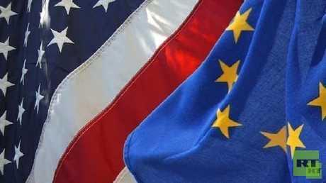 الولايات المتحدة والاتحاد الأوروبي