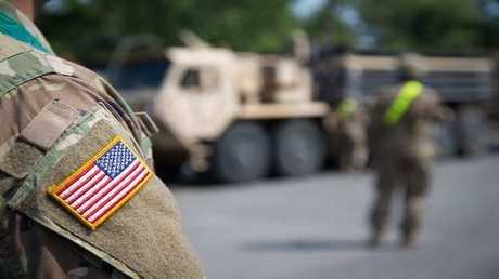 عنصر من القوات الأمريكية - أرشيف -