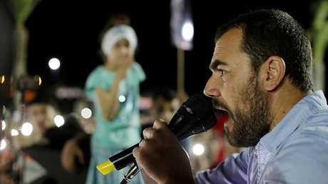 """قائد ما يسمى """"حراك الريف"""" ناصر الزفزافي"""