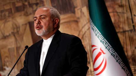 وزير الخارجية الإيران محمد جواد ظريف