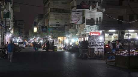شارع في مدينة الحديدة