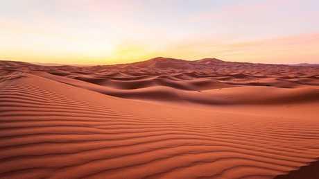 اكتشاف غريب..العثور على غبار الصحراء الكبرى في منطقة الكاريبي!