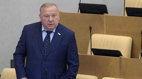رئيس لجنة الدفاع بمجلس النواب (الدوما) الروسي، فلاديمير شامانوف
