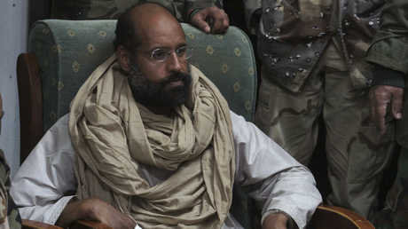 سيف الإسلام القذافي، نجل الزعيم الليبي الراحل