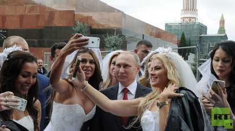 بوتين يجيب عن سؤال شخصي للغاية!