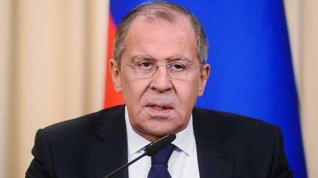 لافروف يحذر من مغبة النظر إلى مشاكل الشرق الأوسط من زاوية الصراع مع إيران