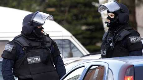 قوات الأمن النمساوي