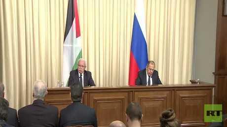 موسكو مستعدة لاستضافة لقاء نتنياهو وعباس