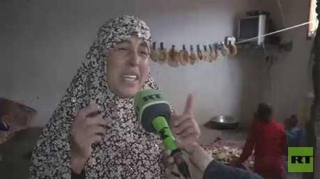 فيروز الأعرج ... حكاية لم تنته من غزة