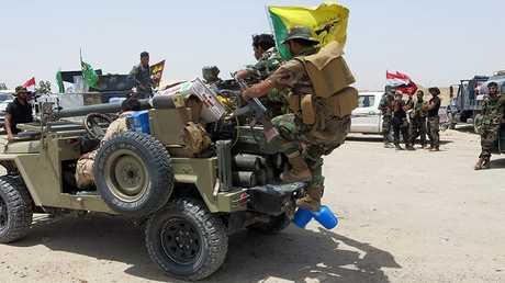 الحشد الشعبي العراقي ينفي مهاجمة مقر للبيشمركة