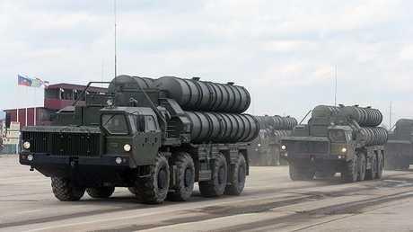 الصين قامت بدعاية هائلة لـ إس 400 الروسية