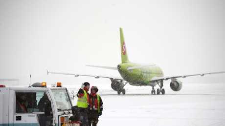 مطار ديموديدوفو - موسكو