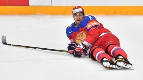 شاهد.. هدف الروسي أوفيتشكين رقم 600 الأجمل في الـ (NHL)