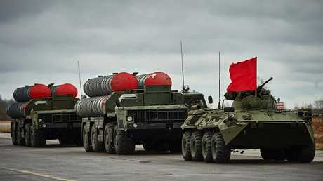منظومة دفاع جوي صاروخية من طراز