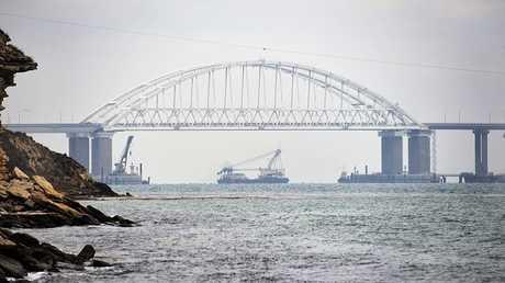 جسر القرم