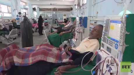 معاناة مرضى الفشل الكلوي في اليمن