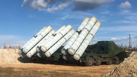 منظومات صواريخ إس 400