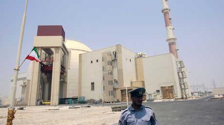 منشأة بوشهر النووية في إيران