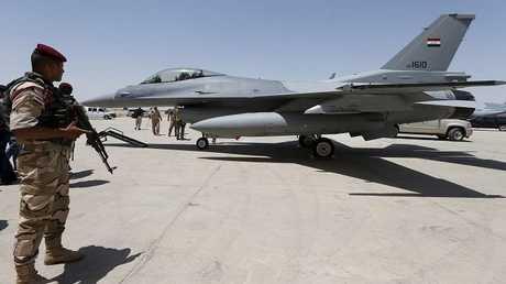 مقاتلات تابعة للقوات العراقية