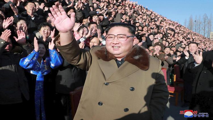 كيم جونغ أون يحذر من نهج جديد في 2019