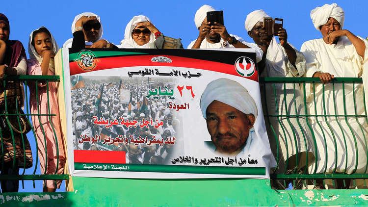 السلطات السودانية تطلق سراح نجلة المعارض الصادق المهدي