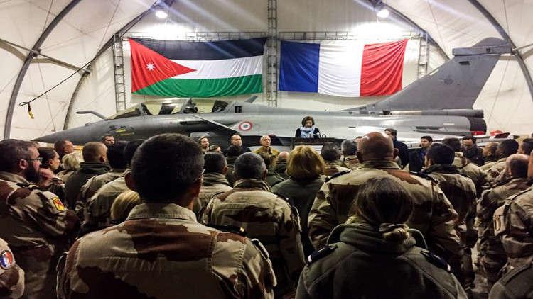 وزيرة الدفاع الفرنسية: لدينا مهمة يجب إنجازها في سوريا