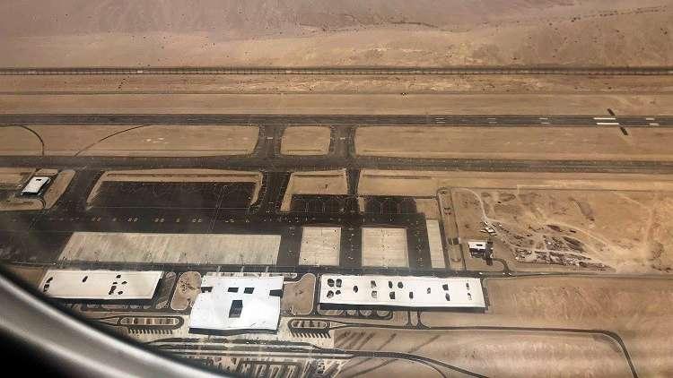 إسرائيل تفتتح مطارا يطل على السعودية