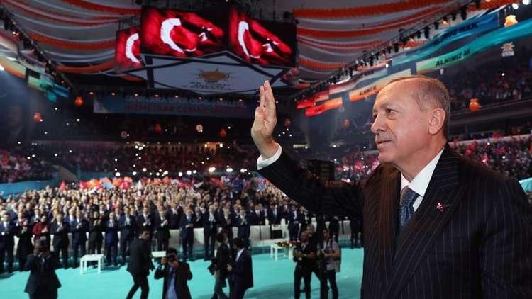 أردوغان يهدد الأكراد في سوريا