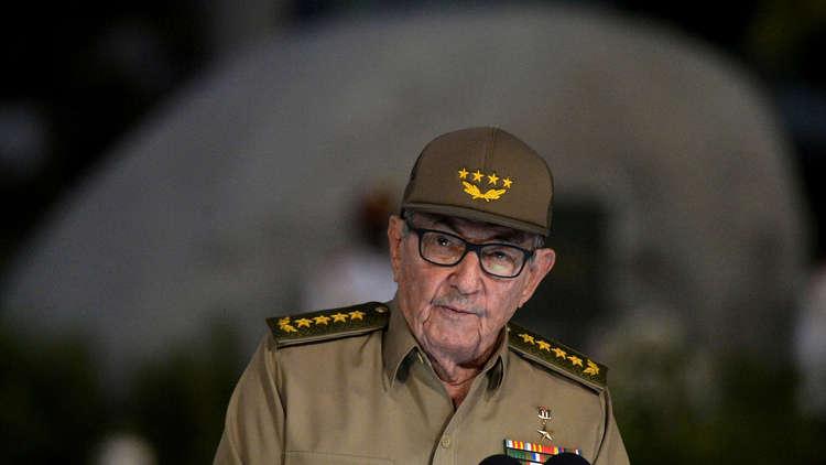 كوبا: لا تخيفنا القوة وجاهزون لعلاقات يسودها الاحترام مع الولايات المتحدة