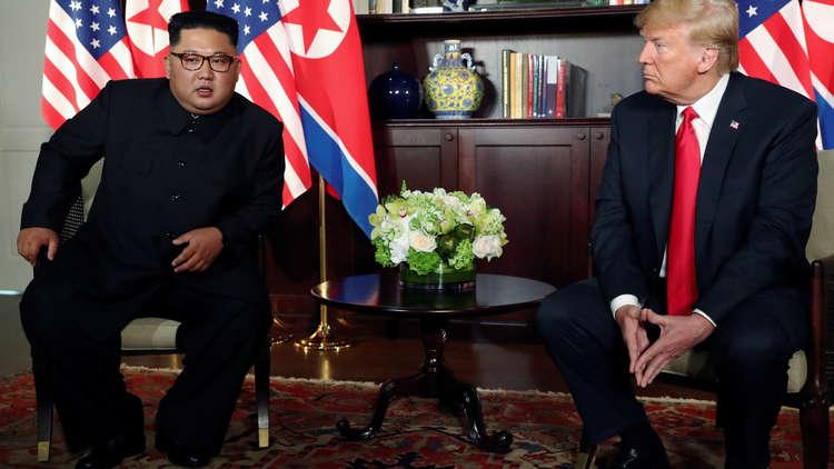ترامب يتطلع للقاء زعيم كوريا الشمالية