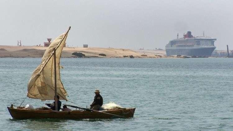 مصر تعلن العثور على سفينة وجثث 14 صيادا على متنها غرقوا في ظروف غامضة
