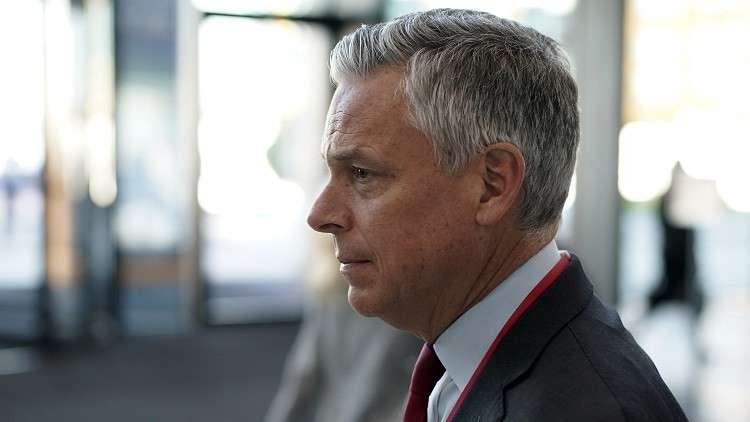 سفير واشنطن لدى موسكو يزور الأمريكي المحتجز بشبهة التجسس