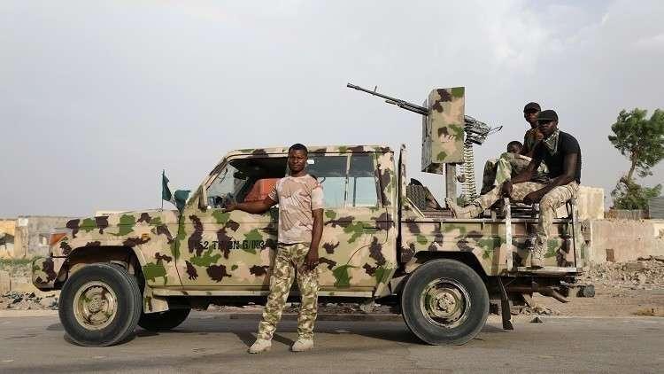 بوكو حرام تغير على ثلاثة مواقع عسكرية في نيجيريا
