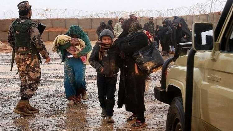 عودة أكثر من ألف لاجئ سوري إلى بلادهم في يوم واحد
