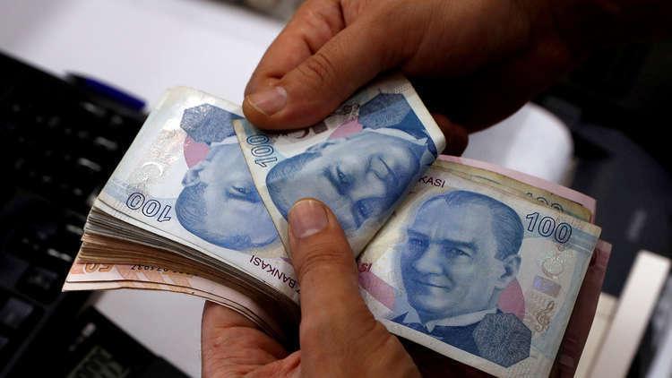 الليرة التركية تهبط أكثر من 1% مقابل الدولار