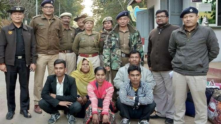 الهند ترحل مجموعة ثانية من الروهينغا إلى ميانمار