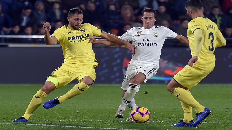 ريال مدريد يسقط في فخ التعادل أمام فياريال