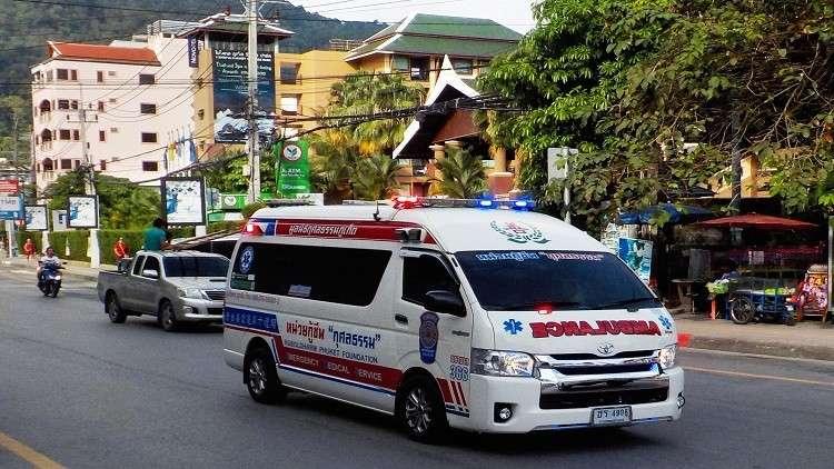 مقتل سائح روسي في تايلاند بعد انتشاله ابنته الغارقة بأعجوبة