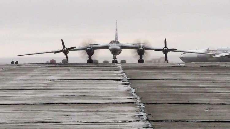 الجيش الروسي يتسلّم 4 قاذفات استراتيجية Tu-95MS مطوّرة