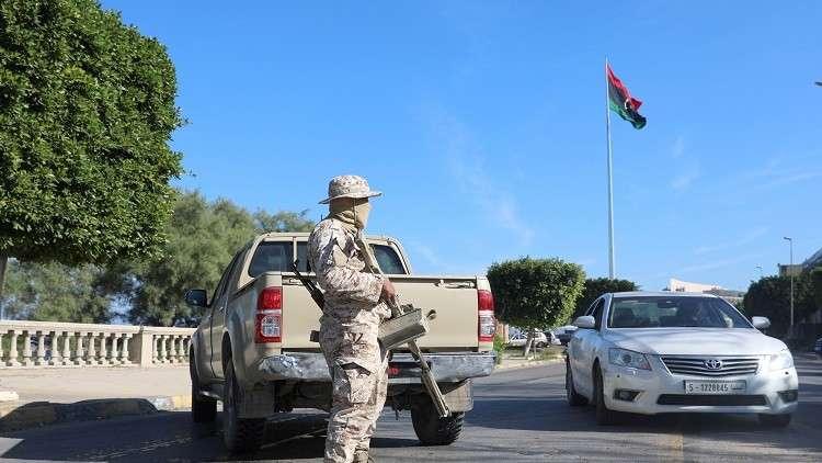 النائب العام الليبي يأمر بالقبض على قياديين بينهم بالحاج (صور)