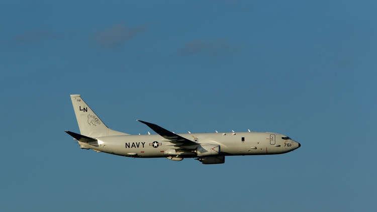 طائرة تجسس أمريكية تقترب من القواعد الروسية في سوريا
