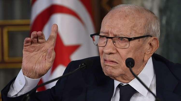 تمديد حالة الطوارئ في تونس شهرا واحدا