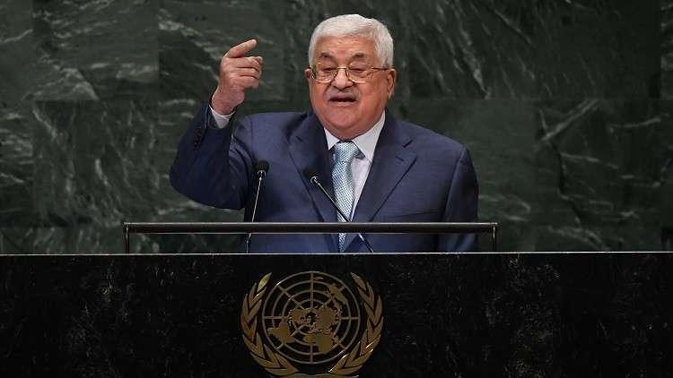 عباس: تستطيع إسرائيل قتلي لكن ذلك لن ينل من موقفي