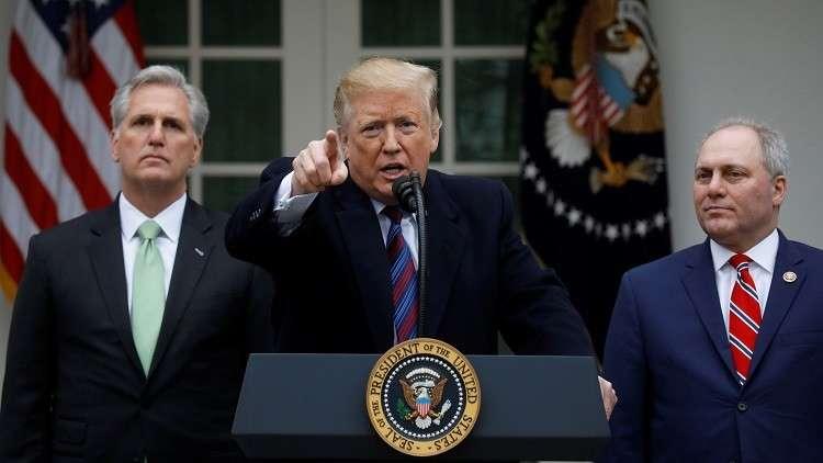 ترامب: مشاكل الصين الاقتصادية تضع أمريكا في موقف قوي