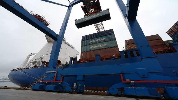 برلين تؤكد تسرب مواد كيميائية من سفينة الشحن المنكوبة في بحر الشمال